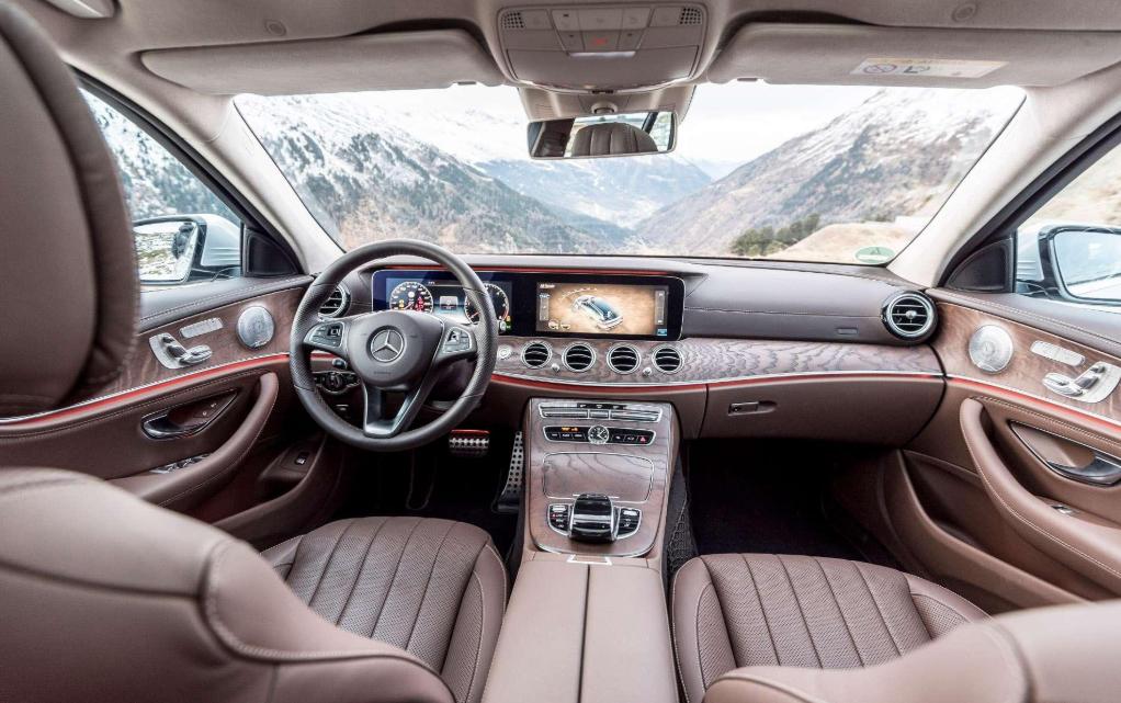 2022 Mercedes Benz E Class Interior