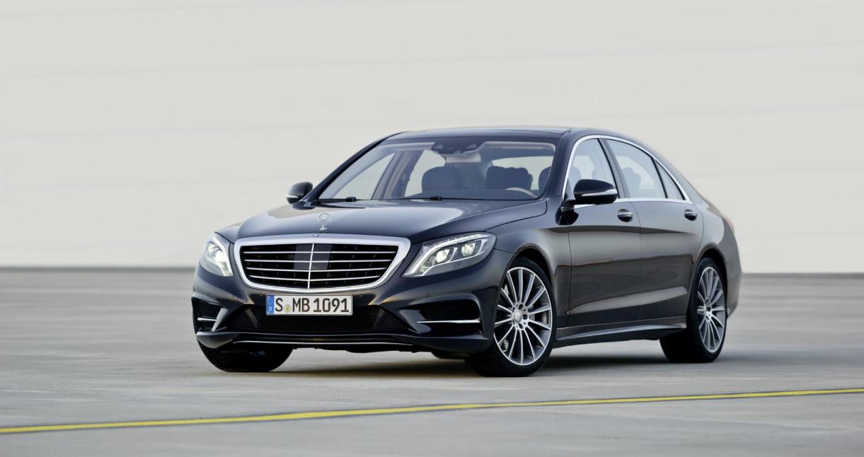 2022 Mercedes Benz S Class Exterior