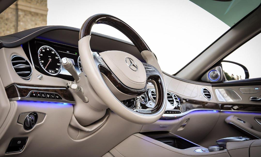 2022 Mercedes Benz S Class Interior