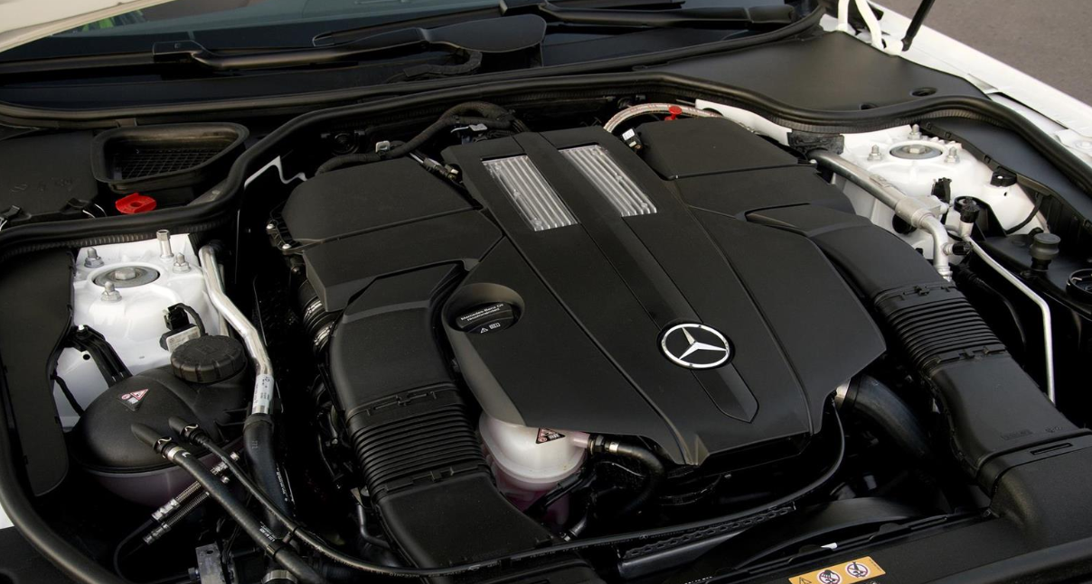 2022 Mercedes-Benz SL-Class Engine