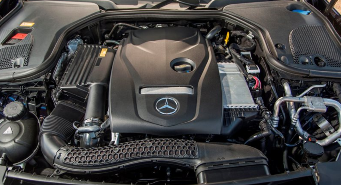 2022 Mercedes C Class Engine