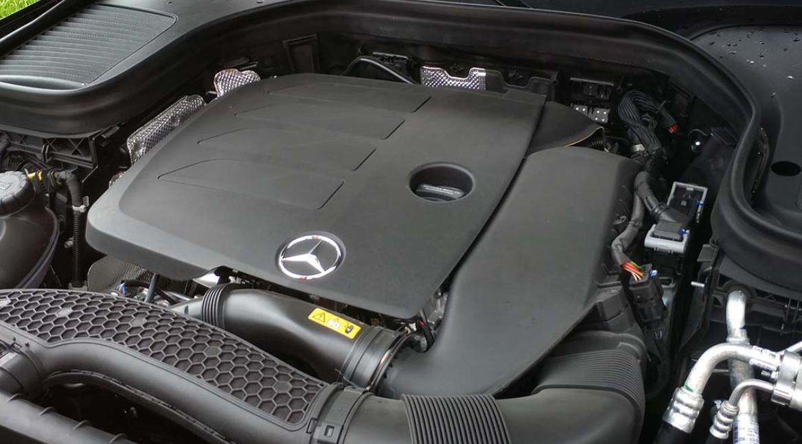 2022 Mercedes C300 Engine