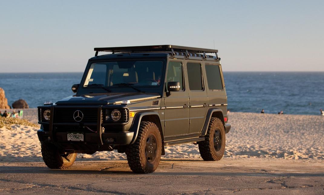 2022 Mercedes G Wagon Exterior