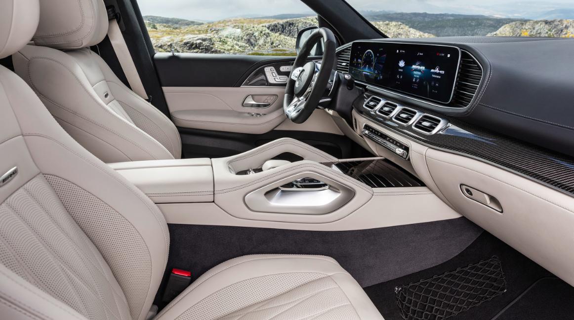 2022 Mercedes S Class Interior