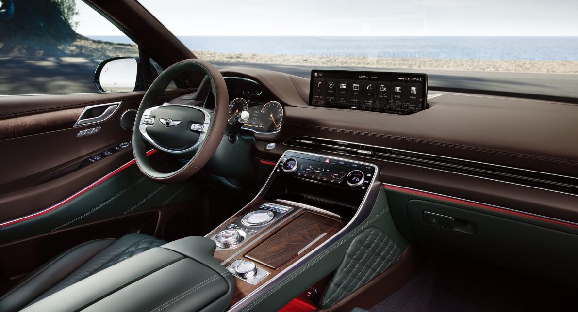 2023 Hyundai Genesis Interior
