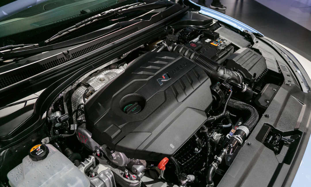 2023 Hyundai Kona Engine
