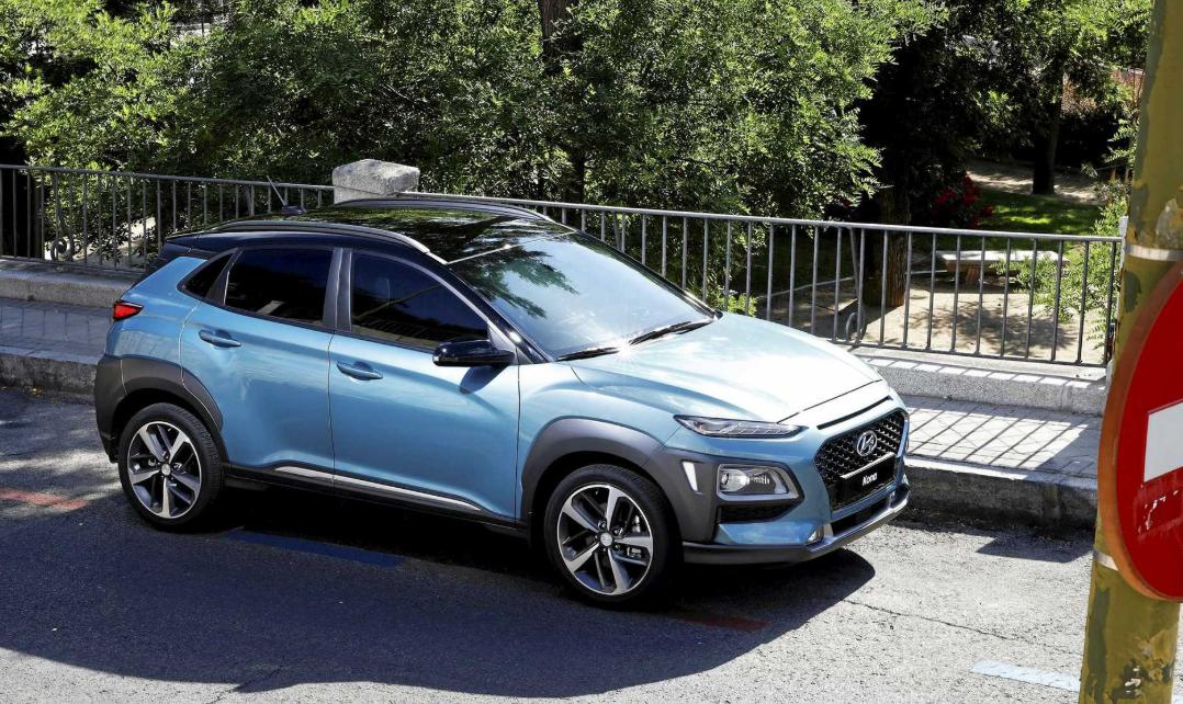 2023 Hyundai Kona Exterior