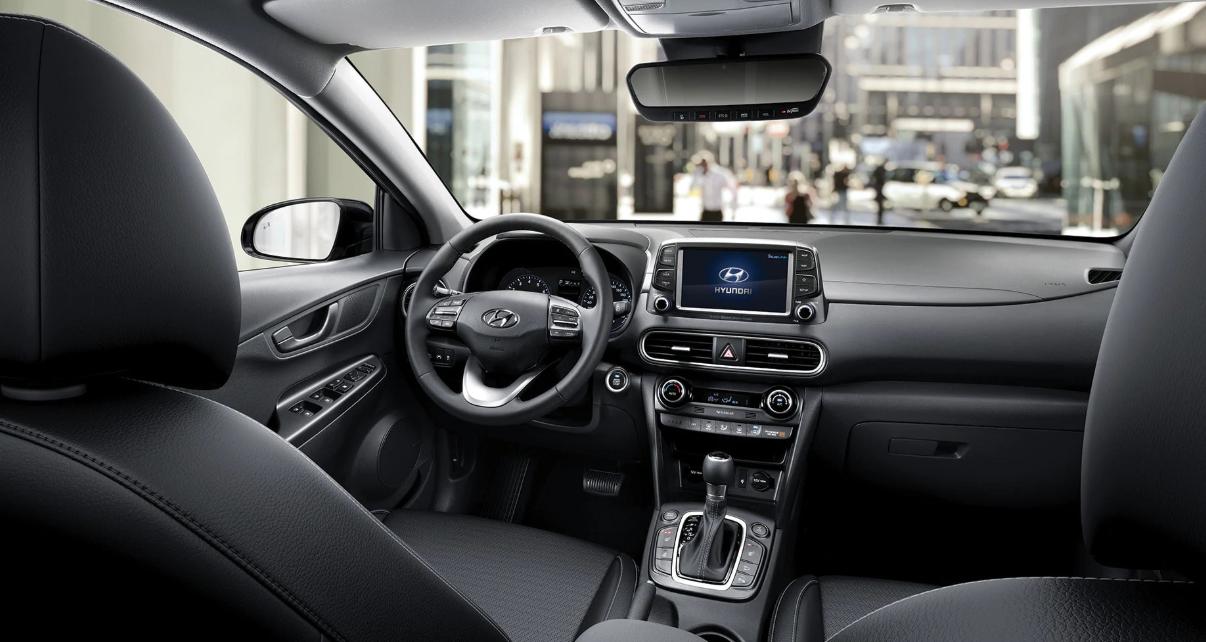 2023 Hyundai Kona Interior