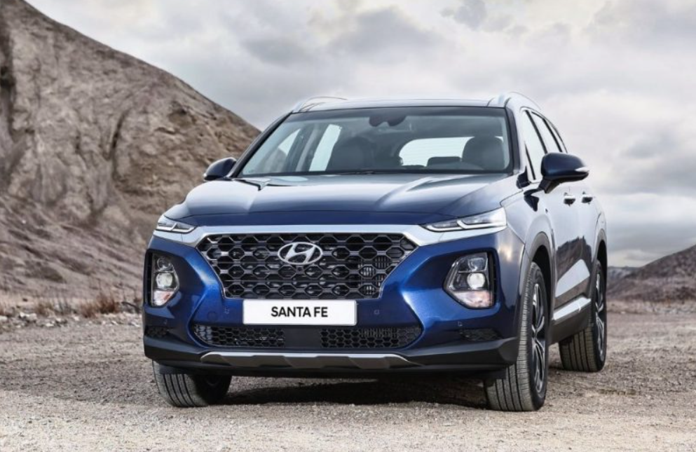 2023 Hyundai Santa FE Exterior