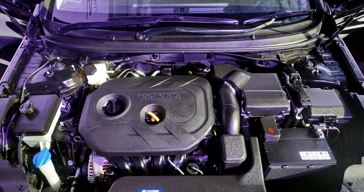 2023 Hyundai Sonata Engine
