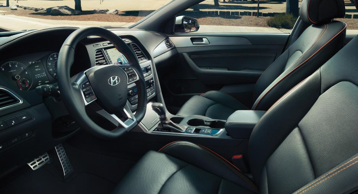 2023 Hyundai Sonata Interior