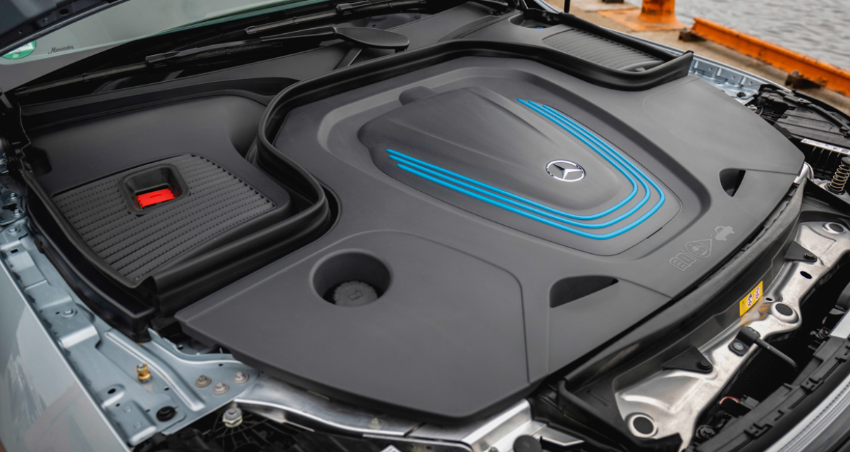 2023 Mercedes Benz EQC Engine