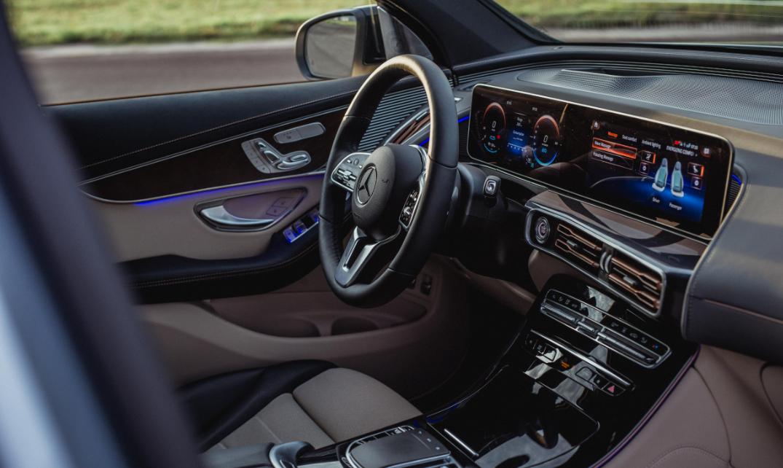 2023 Mercedes Benz EQC Interior