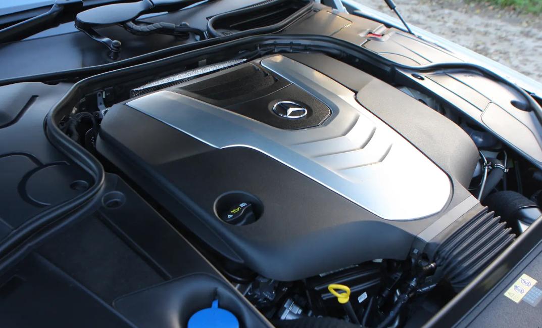 2023 Mercedes C Class Engine