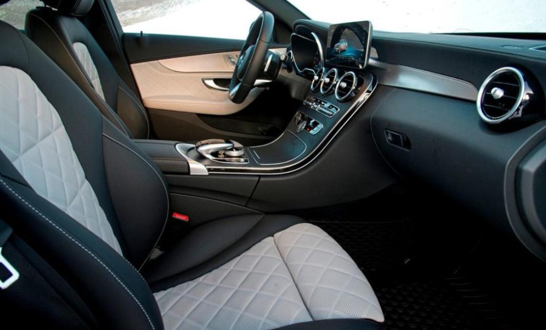 2023 Mercedes C Class Interior