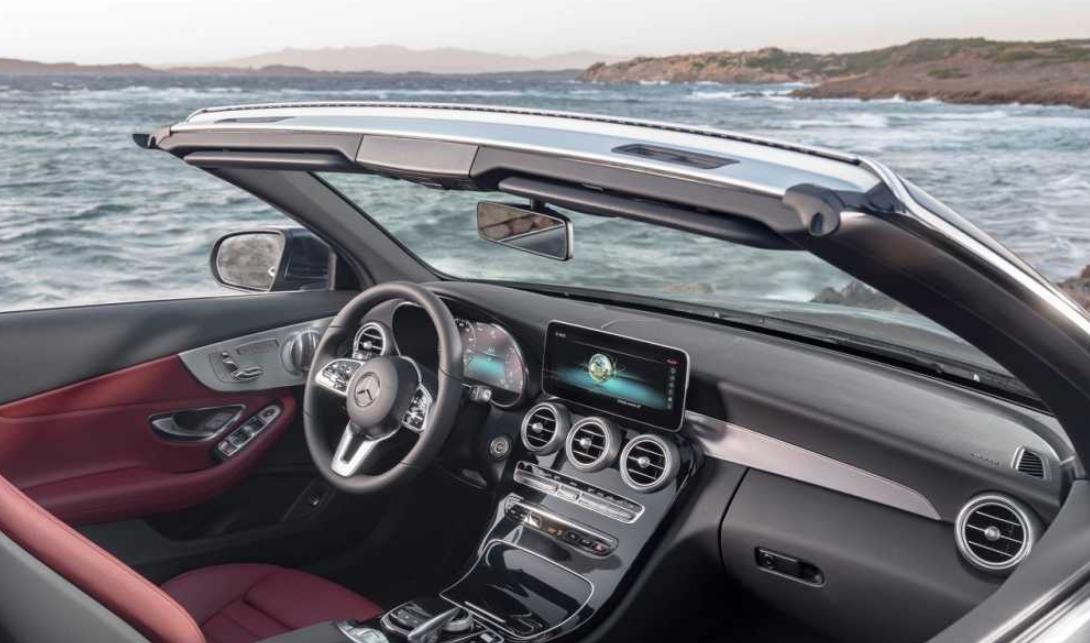 2023 Mercedes C-Klasse Interior
