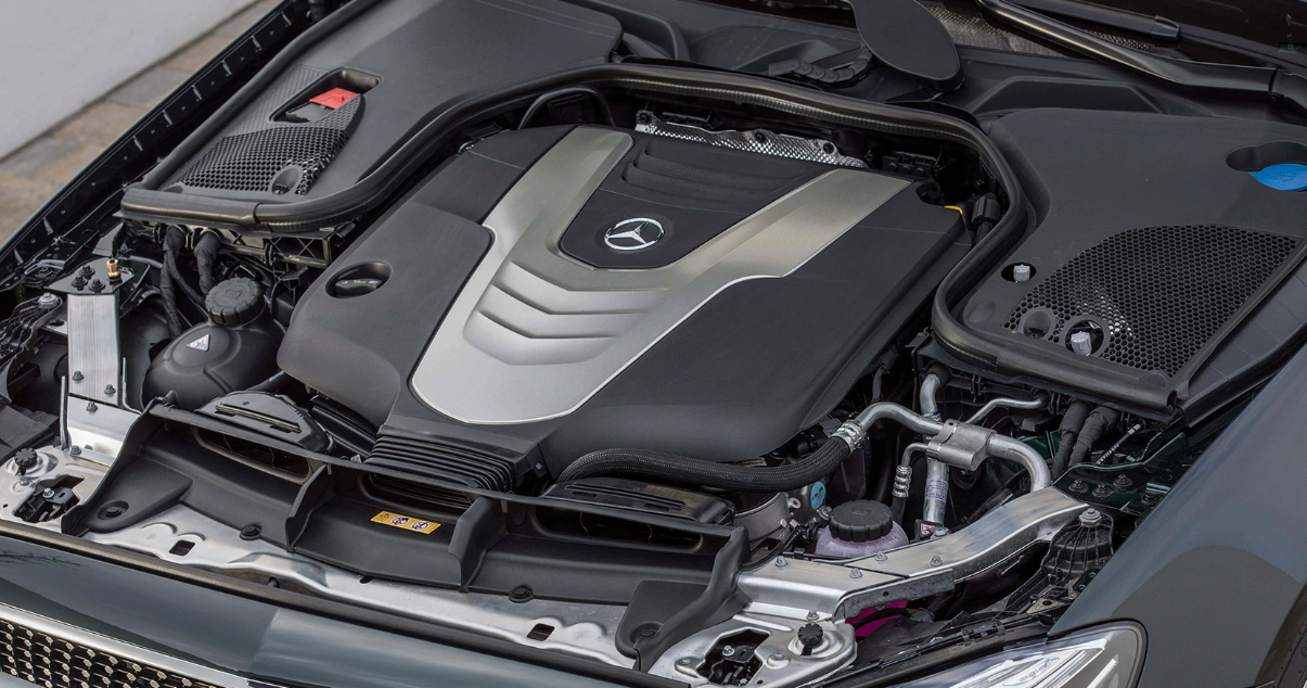 2023 Mercedes E Class Engine