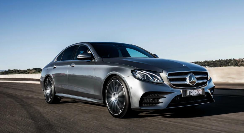 2023 Mercedes E Class Exterior