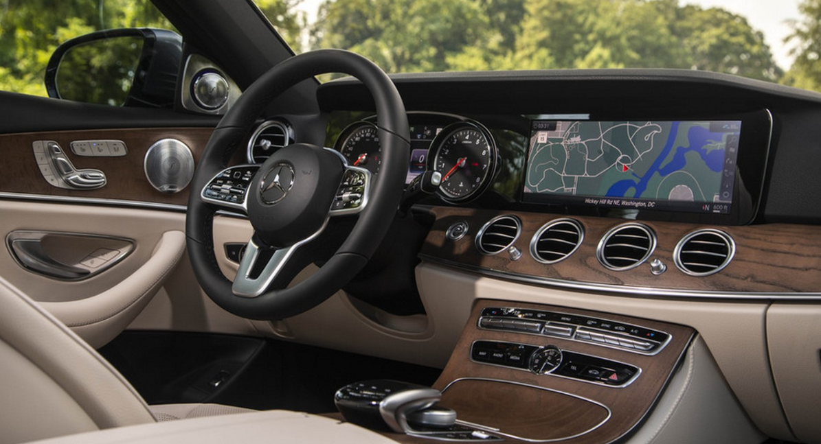 2023 Mercedes E Class Interior