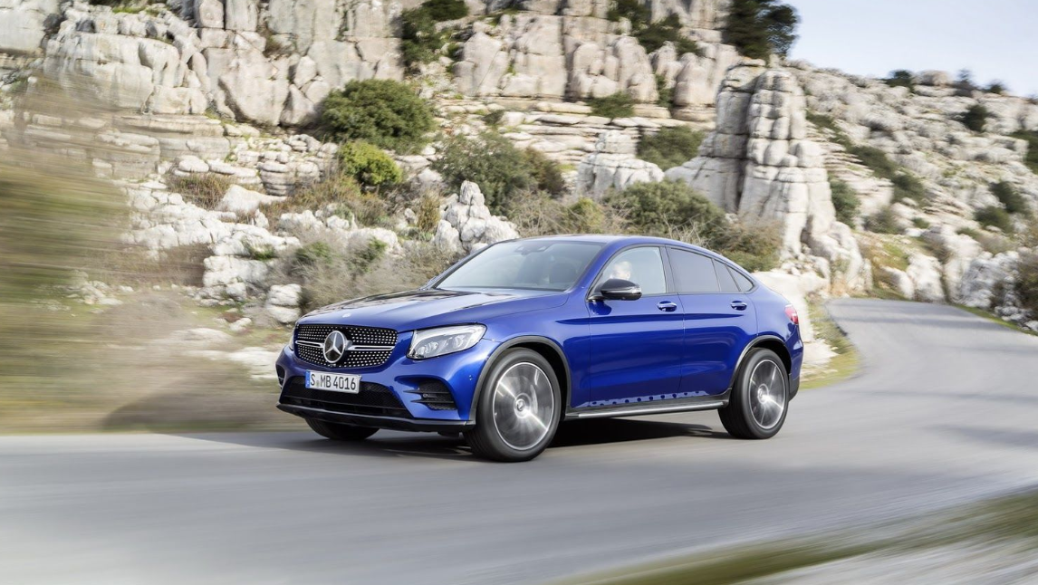 2023 Mercedes GLC Exterior