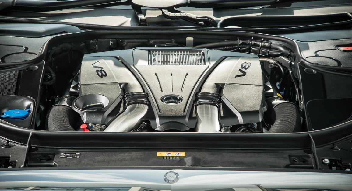 2023 Mercedes S Class Engine