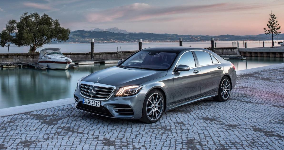 2023 Mercedes S Class Exterior