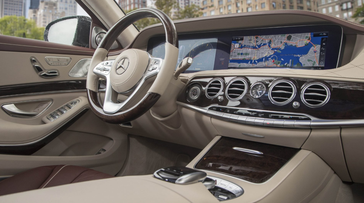 2023 Mercedes S Class Interior