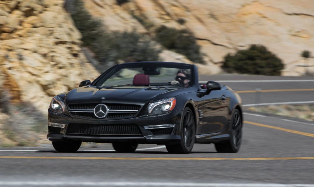 2023 Mercedes SL Exterior