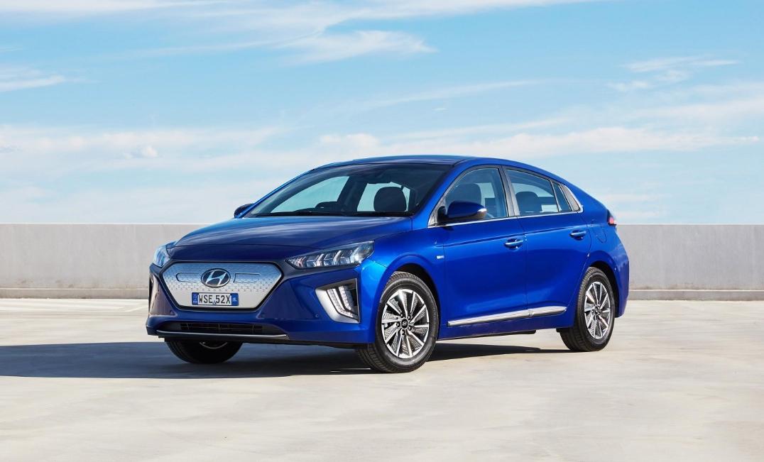 Hyundai EV 2022 Exterior