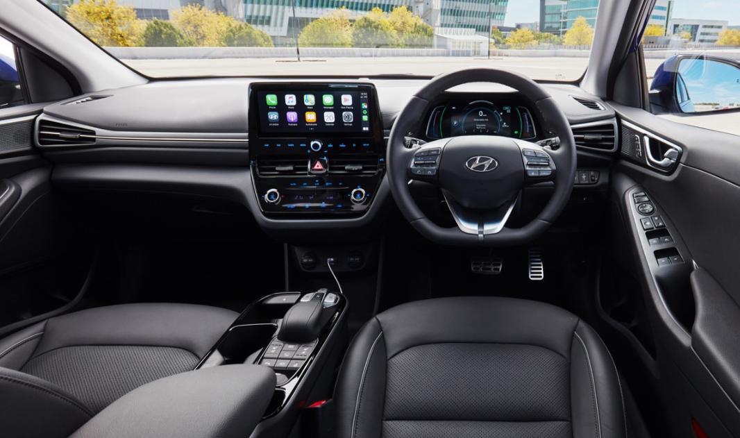 Hyundai EV 2022 Interior