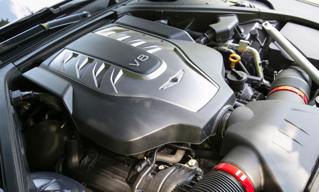 Hyundai Genesis 2022 Engine