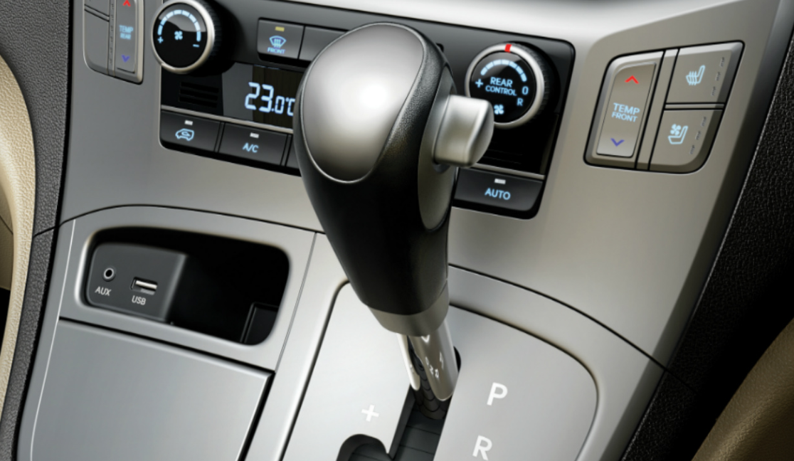 Hyundai H1 2022 Interior