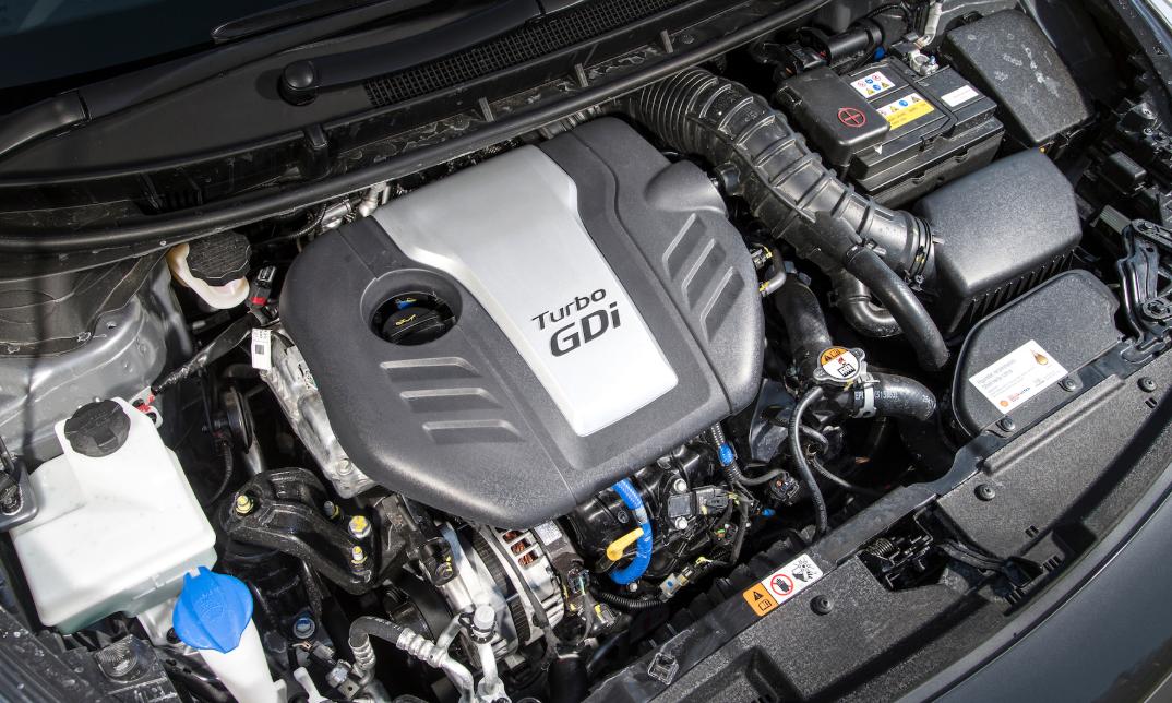 Hyundai I30 2023 Engine