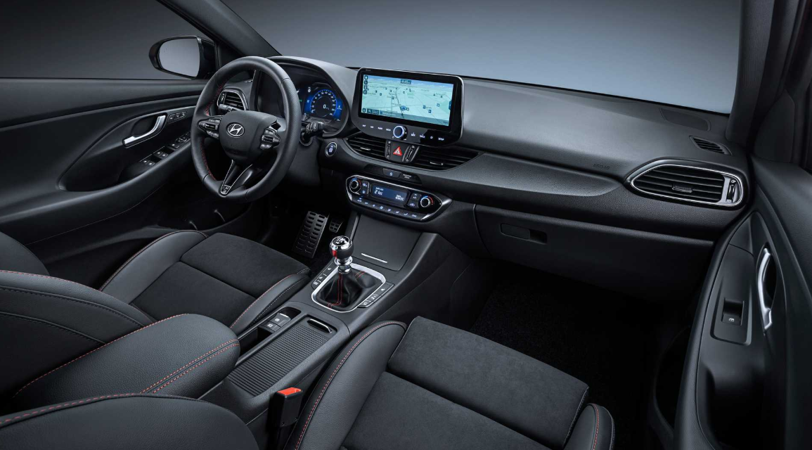 Hyundai I30 2023 Interior