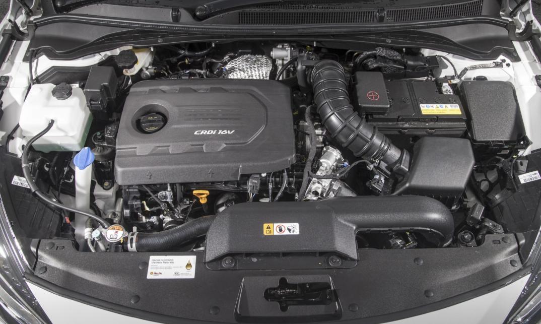 Hyundai I40 2022 Engine