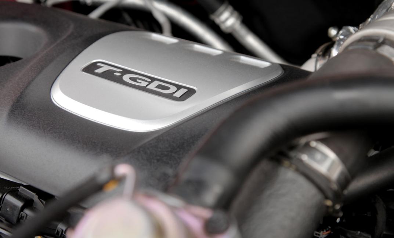 Hyundai Tucson 2023 Engine