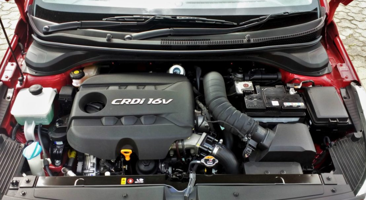 Hyundai Ute 2023 Engine