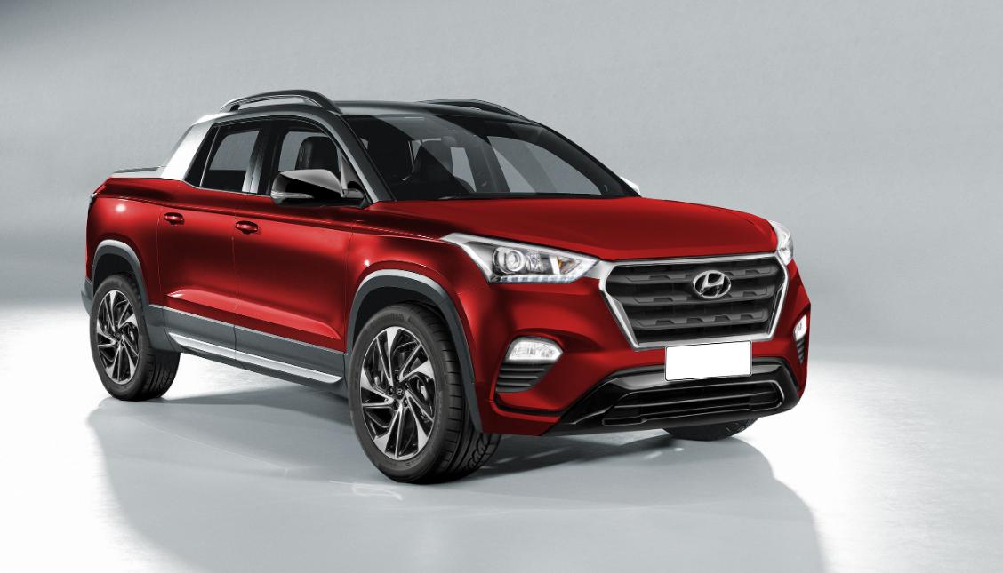 Hyundai Ute 2023 Exterior