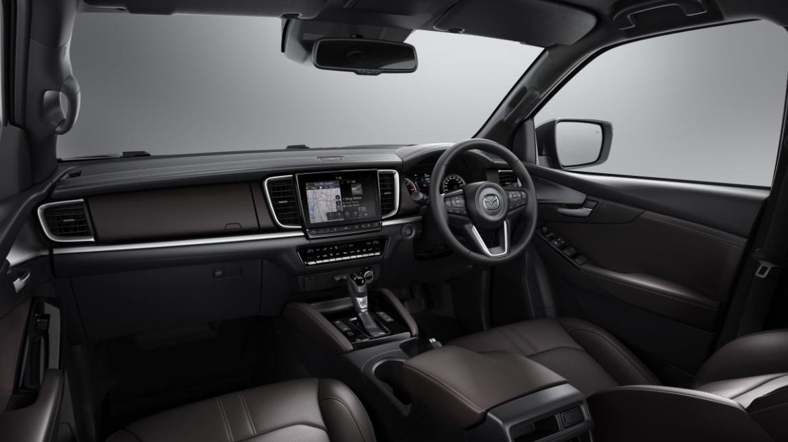 Hyundai Ute 2023 Interior