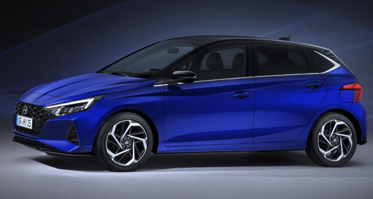 Hyundai i20 2022 Exterior