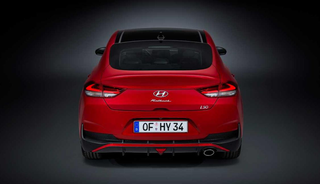 Hyundai i30N 2022 Engine