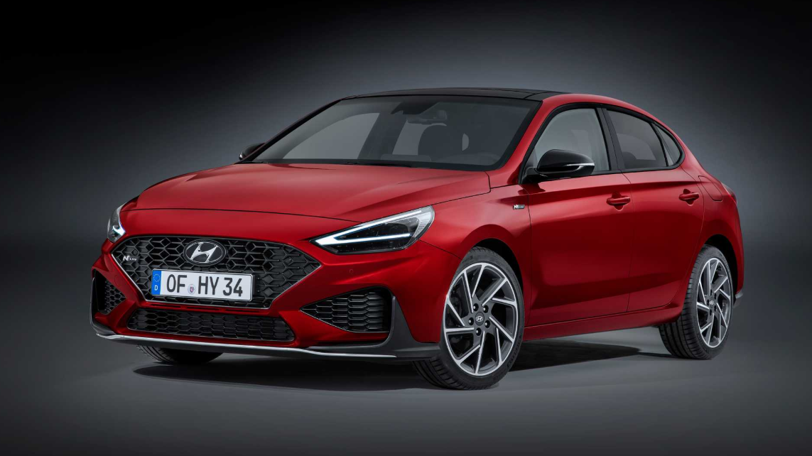 Hyundai i30N 2022 Exterior