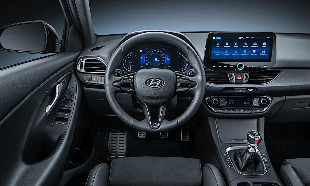 Hyundai i30N 2022 Interior