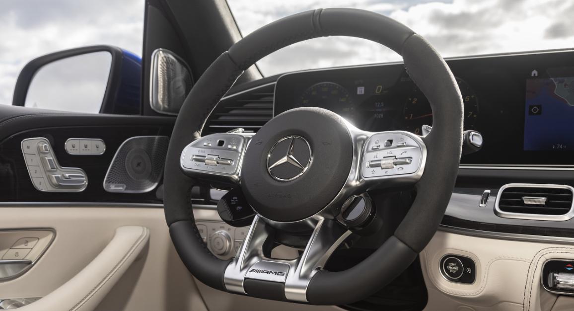 Mercedes AMG 2023 Interior