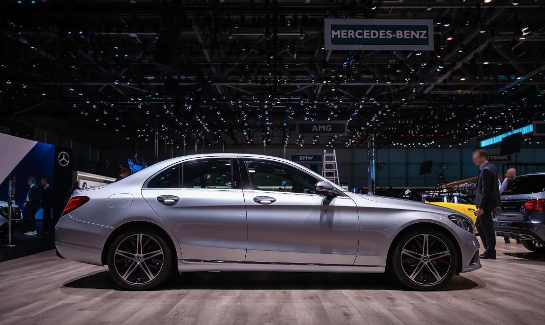 Mercedes C 2022 Exterior