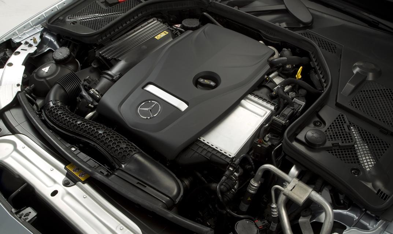 Mercedes C 2023 Engine