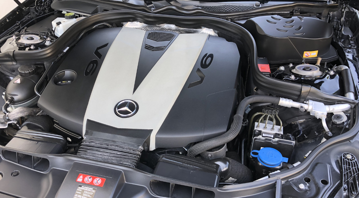 Mercedes CLS 2023 Engine