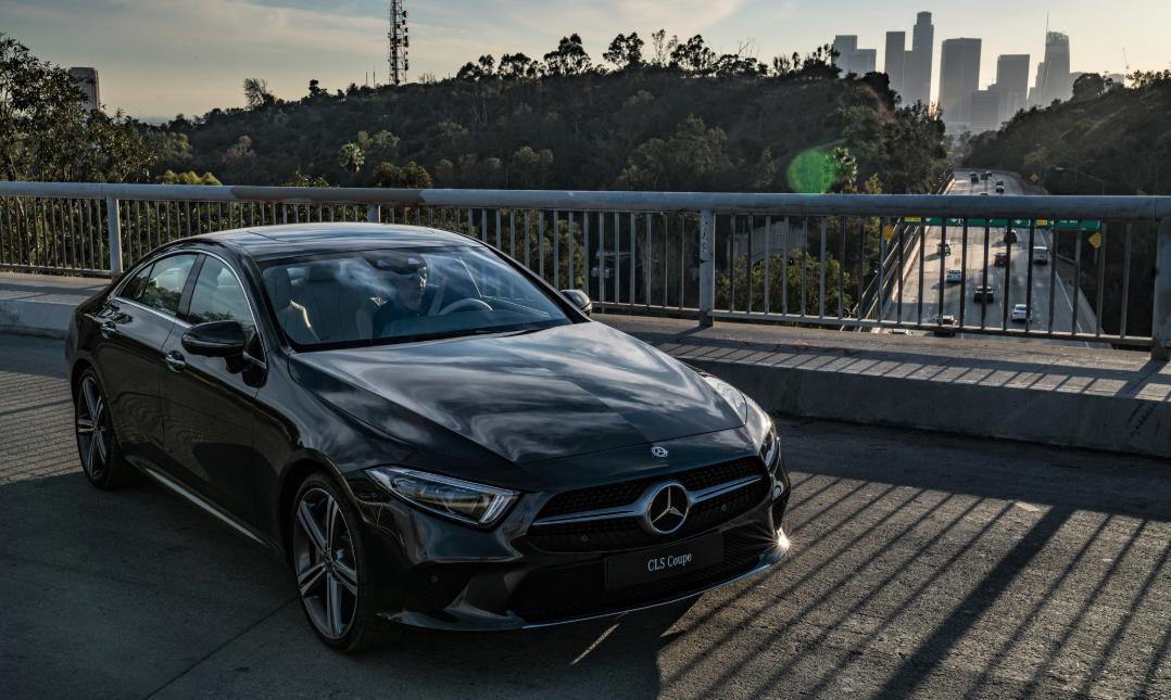 Mercedes CLS 2023 Exterior