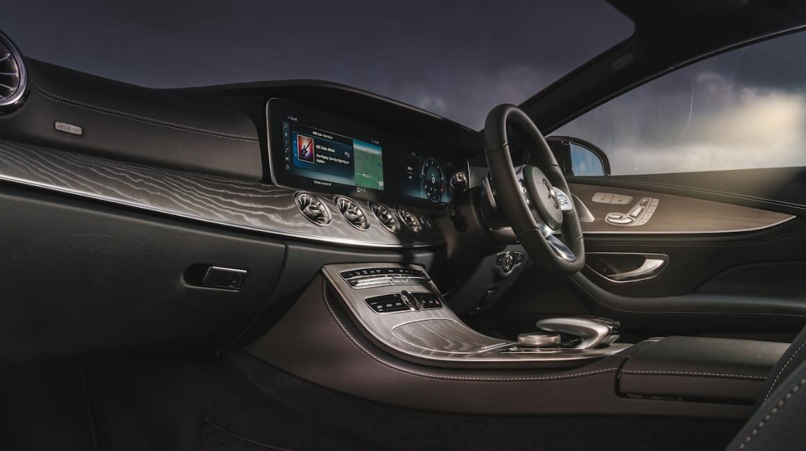 Mercedes CLS 2023 Interior