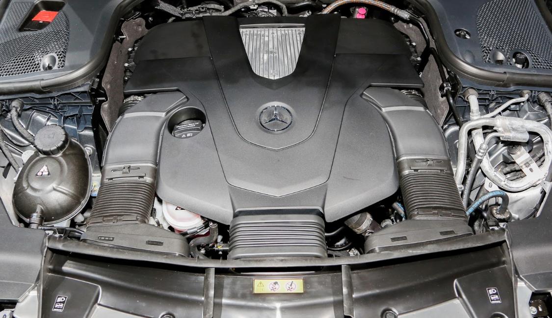 Mercedes E 2023 Engine